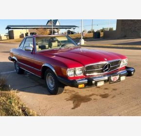 1979 Mercedes-Benz 450SL for sale 100925829