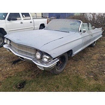 1962 Cadillac De Ville for sale 100926089