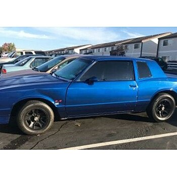 1985 Chevrolet Monte Carlo for sale 100926277