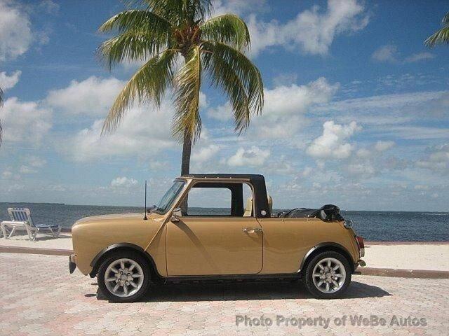 Austin Mini Classics For Sale Classics On Autotrader