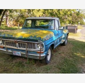 1970 Ford F250 for sale 100926604