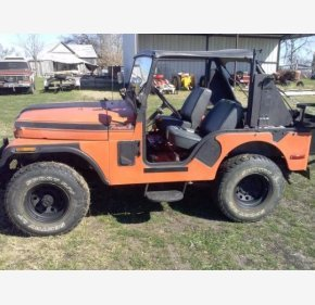 1971 Jeep CJ-5 for sale 100926607