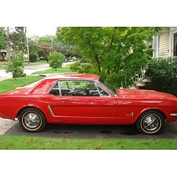 1965 Ford Mustang for sale 100927207