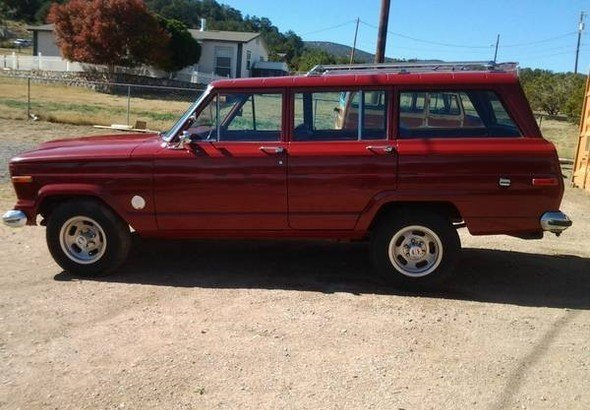 jeep wagoneer classics for sale classics on autotrader