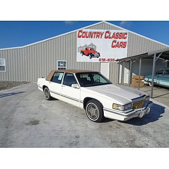1991 Cadillac De Ville for sale 100927330