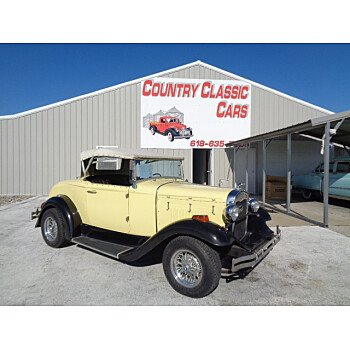 1931 Ford Model A for sale 100927333