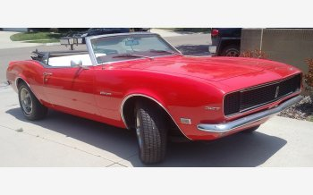 1968 Chevrolet Camaro RS Convertible for sale 100928499