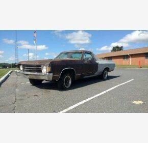 1971 Chevrolet El Camino for sale 100929068