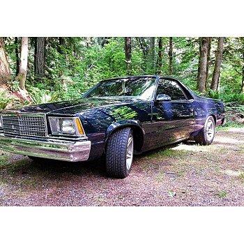 1979 Chevrolet El Camino for sale 100929093