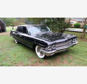 1962 Cadillac De Ville for sale 100929377