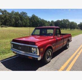 1972 Chevrolet C/K Truck for sale 100929406