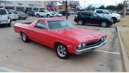 1968 Chevrolet El Camino for sale 100929739