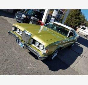 1973 Mercury Cougar for sale 100930022