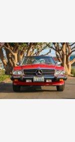 1988 Mercedes-Benz 560SL for sale 100930053