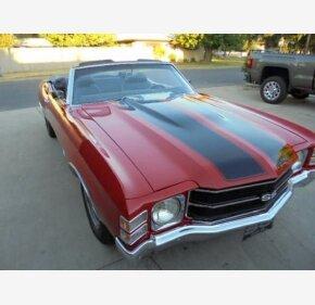 1971 Chevrolet Chevelle for sale 100930311
