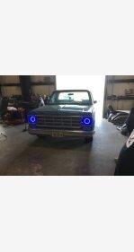 1978 Chevrolet C/K Truck for sale 100934548