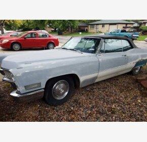 1967 Cadillac De Ville for sale 100934845