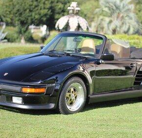 1987 Porsche 911 Carrera Cabriolet for sale 100934971