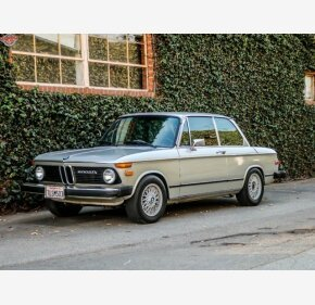 Bmw 2002 For Sale >> Bmw 2002 Classics For Sale Classics On Autotrader
