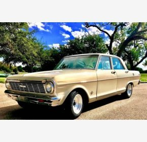 1965 Chevrolet Nova for sale 100940514