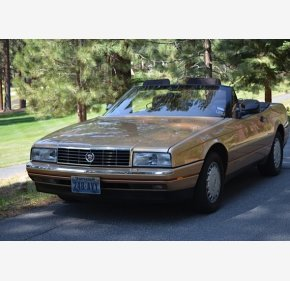 1987 Cadillac Allante for sale 100942114