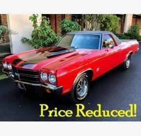 1970 Chevrolet El Camino for sale 100942329