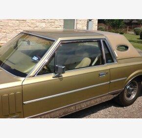 1981 Lincoln Mark VI for sale 100942604