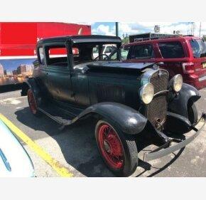 1931 Chevrolet Other Chevrolet Models for sale 100942895