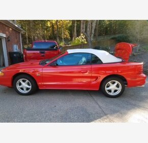 1995 Ford Mustang GT Convertible for sale 100943292