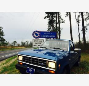 1985 Ford Ranger 4x4 Regular Cab for sale 100943552