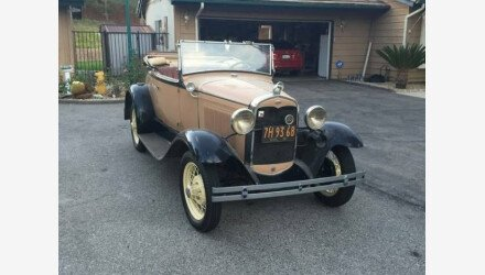 1931 Ford Model A for sale 100943943