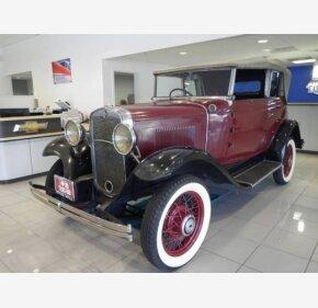 1931 Chevrolet Other Chevrolet Models for sale 100943944