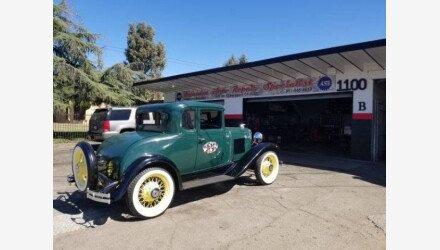 1931 Chevrolet Other Chevrolet Models for sale 100943946