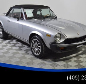 1980 FIAT 2000 Spider for sale 100944253