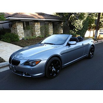 2005 BMW 645Ci Convertible for sale 100944497