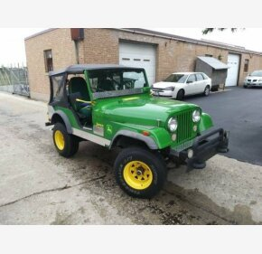 1973 Jeep CJ-5 for sale 100945050