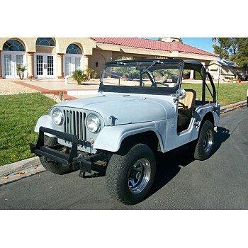 1962 Jeep CJ-5 for sale 100945124