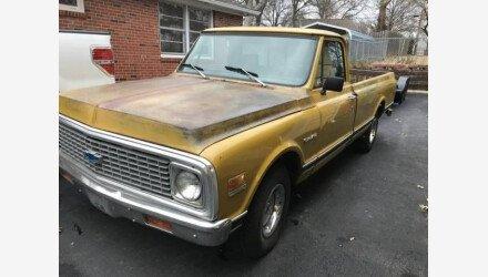 1972 Chevrolet C/K Truck for sale 100945333