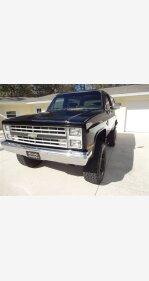 1986 Chevrolet Blazer for sale 100945425