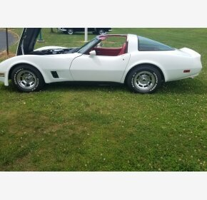 1981 Chevrolet Corvette for sale 100947010