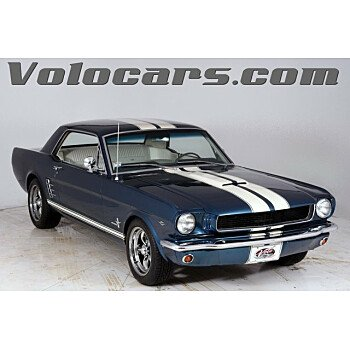 1966 Ford Mustang for sale 100951299