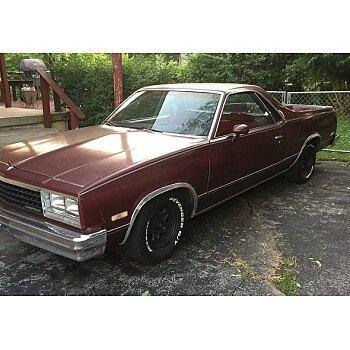 1982 Chevrolet El Camino for sale 100951431