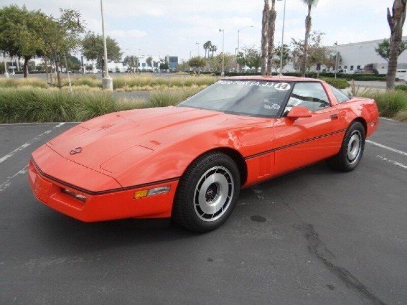 1984 Chevrolet Corvette Classics For Sale Classics On Autotrader