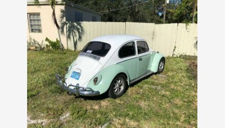 1966 Volkswagen Beetle for sale 100951641