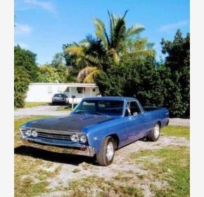 1967 Chevrolet El Camino for sale 100951647