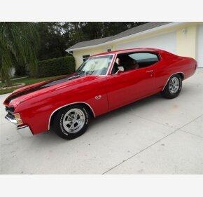 1971 Chevrolet Chevelle for sale 100951967