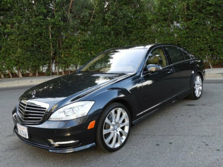 2013 Mercedes-Benz S550 for sale near Los Angeles, California 90034