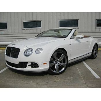2014 Bentley Continental for sale 100952924