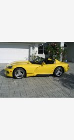 1995 Dodge Viper RT/10 Roadster for sale 100953885