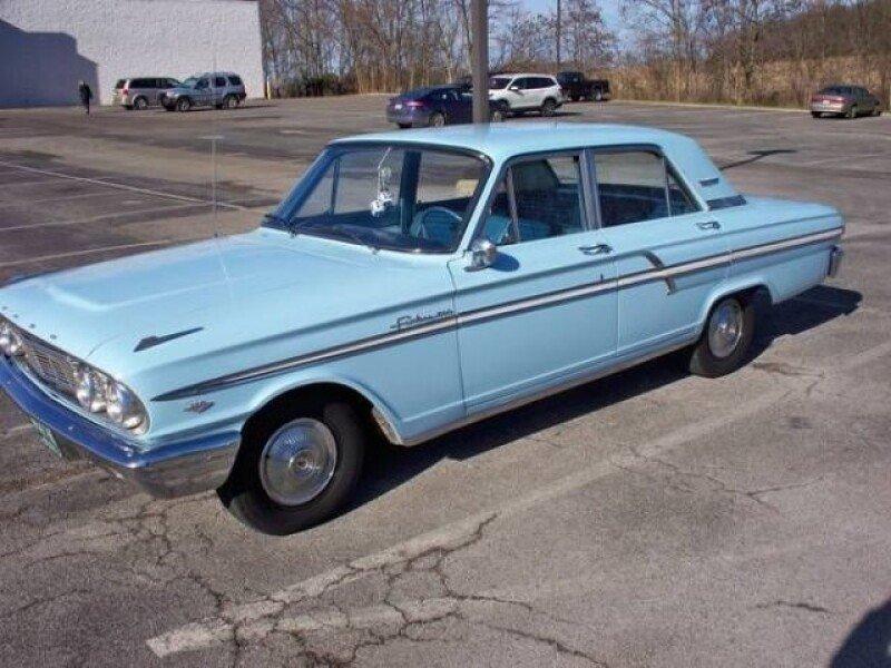 1964 Ford Fairlane Classics for Sale - Classics on Autotrader